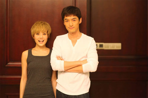 DIVA Joey Yung and Hu Ge