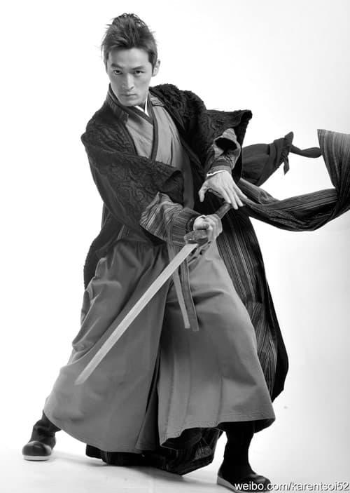 Hu Ge as Yuwen Tou
