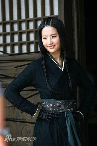 Liu Yifei as Heartless