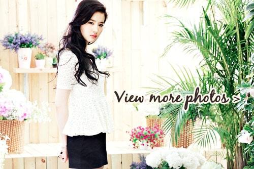 View new photos of Liu Yifei