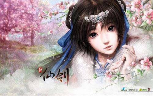 New Chinese Paladin Zhao Ling