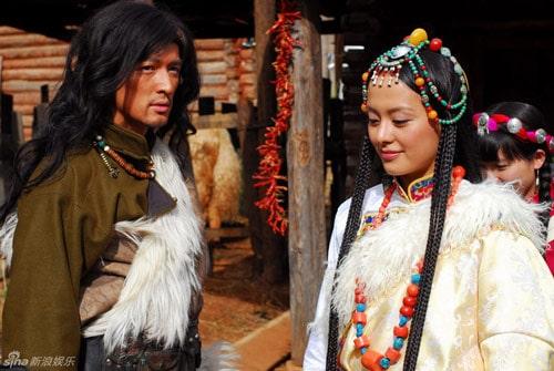 Hu Ge and Wang Like