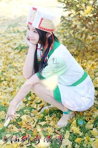 A Nu Cosplay Xian Jian 1