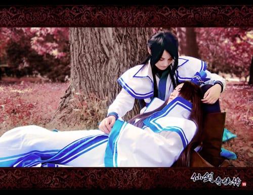 Xian Jian 4 cosplay