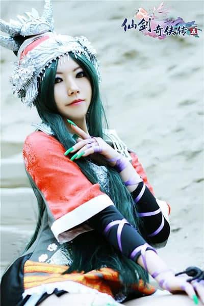 Xian Jian 5 cosplay