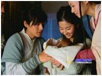 Xiao Yao and Ling Er with Yiru